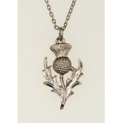 Scottish Thistle Pendant  217P