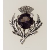 Scottish Thistle Brooch  144