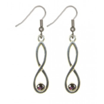 Colonsay Knot Earrings  182E