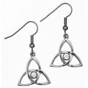 Crinan Knot Earrings  220E