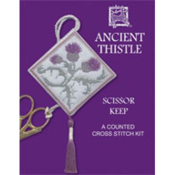 Ancient Thistle Scissor Keep