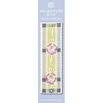 Mackintosh Rose Bookmark