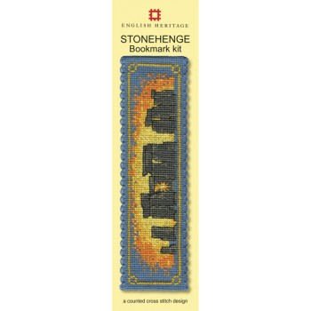 Stonehenge Bookmark