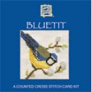 Bluetit Miniature Card