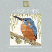 Kingfisher Miniature Card