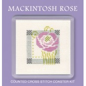 Mackintosh Rose Coaster