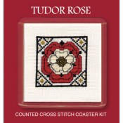 Tudor Rose Coaster