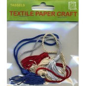 Bookmark Tassels (pack of 4)