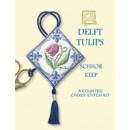 Delft Tulips Scissor Keep
