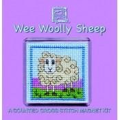 Wee Woolly Sheep Fridge Magnet