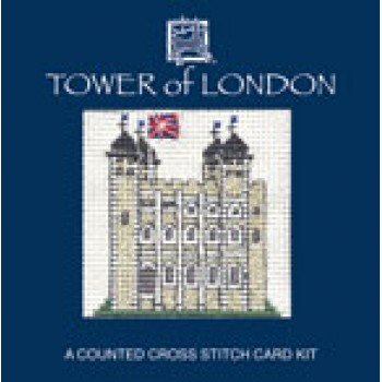 Tower of London Miniature Card