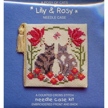 Lily & Rosy Needle Case