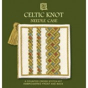 Celtic Knot Needle Case