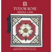 Tudor Rose Needle Case