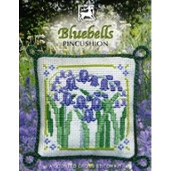 Bluebells Pincushion