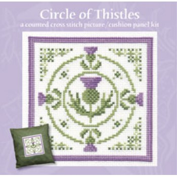 Circle of Thistles Picture