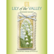 Lily of the Valley Sachet