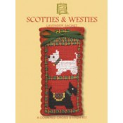 Scotties & Westies Sachet
