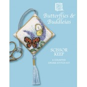 Butterflies & Buddleia Scissor Keep