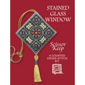Stained Glass Window Scissor Keep