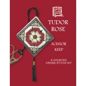 Tudor Rose Scissor Keep