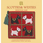 Scotties & Westies Needle Case