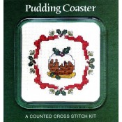 Christmas Pudding Coaster