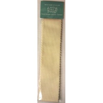 Cream Aida Band 100cm