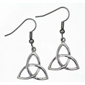 Crinan Knot Earrings  120E