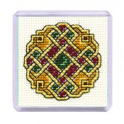 Celtic Jewel Fridge Magnet