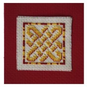 Celtic Knot Keepsake Card