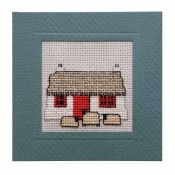 Croft House Miniature Card