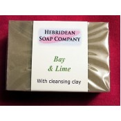 Bay & Lime Soap