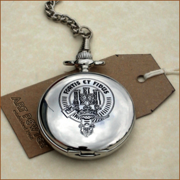 Clan Pocket Watches