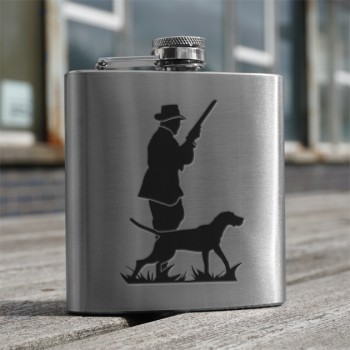 Huntsman 6oz Flask