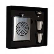 6oz Hip Flask Box Set