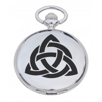 Celtic Interlace Pocket Watch