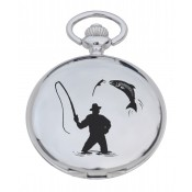 Fisherman Pocket Watch