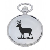 Stag Pocket Watch