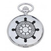 Ships Wheel (Celtic) Pocket Watch