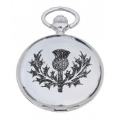 Thistle Pocket Watch