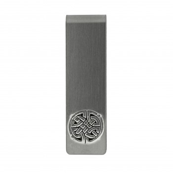 Celtic Interlace Money Clip