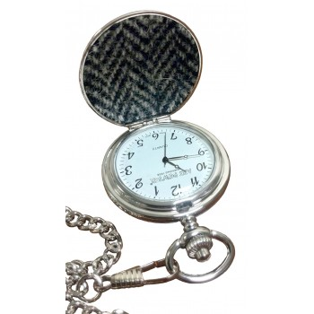 Harris Tweed Pocket Watch, PW1/HT
