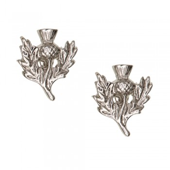 Scottish Thistle Cufflinks  102CL