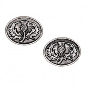 Scottish Thistle Cufflinks  113