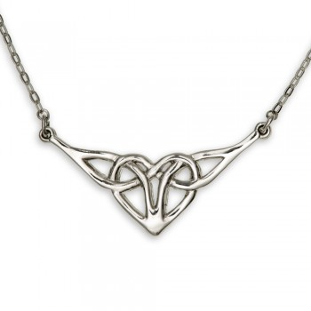 Celtic Heart Necklet  133