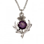 Scottish Thistle Pendant  143
