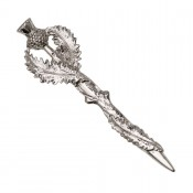 Scottish Thistle Kilt Pin  147