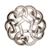 Eternal Interlace Brooch  157
