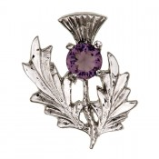 Scottish Thistle Brooch  27